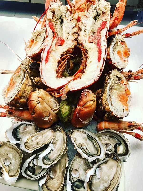Les Viviers Charentais, nos Fruits de mer sur place à ...